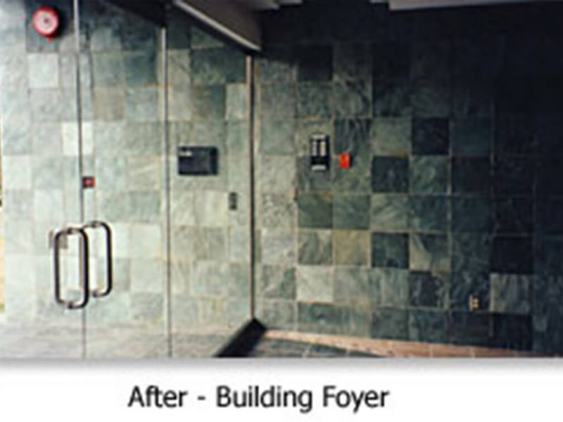 After - Building Foyer